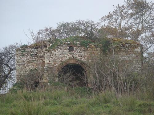 Ayios Konstantinos mutlu island apolyont lake uluabat